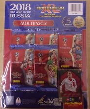 FIFA World cup Russia 2018 PANINI ADRENALYN XL ~ Multipack Inc Christian Eriksen