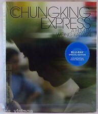 Chungking Express (Blu-ray, 2008, Criterion) Cardboard Digipak Case, OOP, RARE