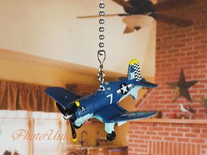 Disney Planes Skipper Ceiling Fan Pull Light Lamp Chain Decoration K1135 G