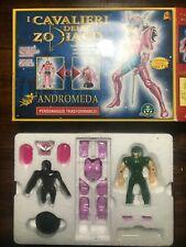 Cavalieri dello zodiaco- Giochi preziosi- ANDROMEDA SHUN- vintage edizione 2000
