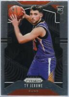 Ty Jerome Rookie Card 2019-20 Prizm Basketball #268 Phoenix Suns