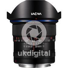 Laowa 12 mm f/2.8 ZERO-D lens-Canon