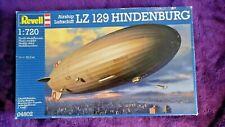Revell 1:720 Luftschiff LZ129 HINDENBURG Airship Model Kit #04802 *SEALED BAG*