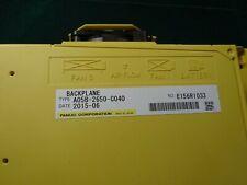 (1) Fanuc A05B-2650-C040 Backplane USED