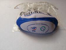 1 Mini ballon de rugby GILBERT FFR RATP fournisseur du XV de France NEUF