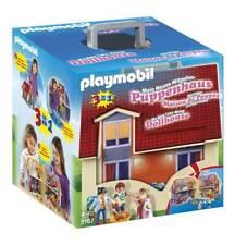 Playmobil Neues Mitnehm-Puppenhaus 5167 Neu & OVP Haus Koffer Möbel
