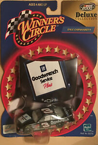 Winner's Circle 2000 Deluxe 1:64 EARNHARDT #3 Goodwrench Service Plus Car Hood