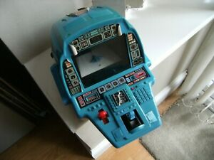 Vintage 1980s Tomy Tomytronic Electronic Top Shot Eagle Squadron Game - Working