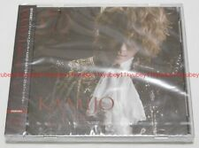 New KAMIJO Louis First Limited Edition Type A CD DVD Tarot Card Japan SASCD-61