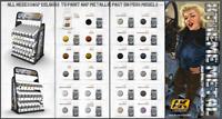 AK Interactive Xtreme Metal 30mls High Quality Metallic Paints choose from range