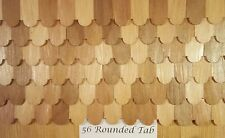 Doll House Shingles - Rounded Tab