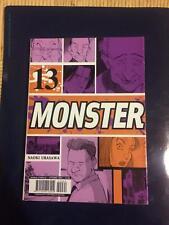 MONSTER 13 (Naoki Urasawa) 1° edizione - Planet Manga