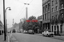 PHOTO  LONDON 1960 NORTHWARD UP ROYAL COLLEGE ST