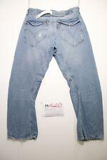 Levi's Engineered 1707 (Cod.H1420) Tg.48 W34 L32  boyfriend jeans usato vintage