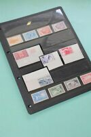 MONACO Andorra Belgium MH MNH Imperforated w/ Brids Proofs Stamp Collection