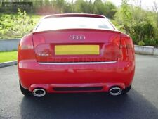 Para Audi A4 RS4 Alerón Trasero B7 tronco Mirada Ala Trasera Línea S labio del portón trasero