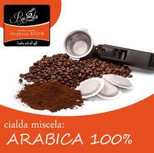 Caffè RUOTA ARABICA: KIT 300 CIALDE + ACCESSORI ese 44mm Miscela in box !!!!!!!!