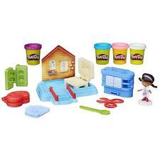 Doc McStuffins Play Doh Play Set Kids Toddler Girl Boy Dr Gift Activity NEW
