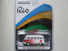 Greenlight Volkswagen T1 Samba Bus 2016 Rio Olympics Japan 1/64 Limited Edition