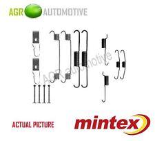 Mintex Posteriore Freno Scarpe Set Kit di montaggio molle Pin Qualità Originale-mba803
