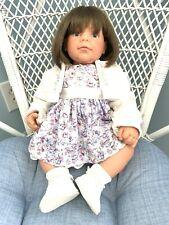 "Lee Middleton Original Doll ""Walk in the Park"" Signed by Reva Schick Orig. Box"