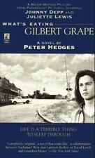 What's Eating Gilbert Grape: A Novel by Peter Hedges, Good Book