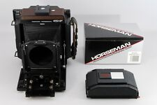 TOP MINT Horseman 45 HF 4x5 Large Format Folding Field Camera from japan #845