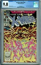 UNCANNY X-MEN 226 CGC 9.8 FORGE & FREEDOM FORCE New Non-Circulated CGC Case