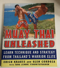 Book, Muay Thai Unleashed,