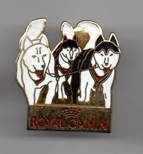 Pin's Royal canin / Husky (chiens de traineau) EGF