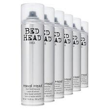 TIGI Bed Head HARD HEAD Hard Hold Hairspray Haarspray starker Halt 6x 385 ml