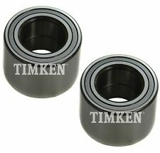 Pair Set 2 Front Timken Wheel Bearings for Acura TSX Honda Accord Crosstour FWD