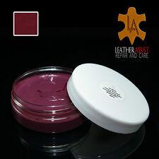 burgundy leather colour dye restorer ferrari f40 288 340 348 f355 360 456 seats