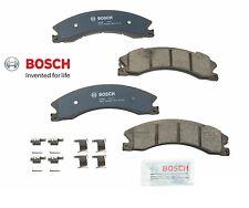 Front Disc Brake Pad Set Bosch Quietcast for Nissan NV1500 Titan XD DOHC