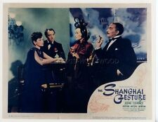 GENE TIERNEY THE SHANGAI GESTURE1941  VINTAGE PHOTO