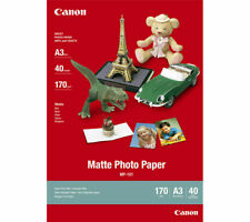 CANON A3 MP-101 Photo Paper - 40 Sheets Brand New