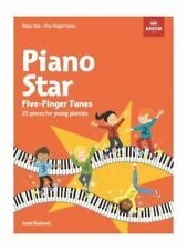 ABRMS Piano Star Five-Finger Tunes - 25 Pieces for Young Pianists #P