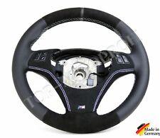 BMW e90 e91 e92 e93 M f1 DKG balancent Sport Volant ALCANTARA Volant en cuir NOUVEAU