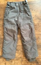 Youth PLACE Snow Pants Size 7 Dark Gray
