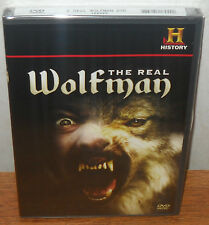 History Channel Presents: The Real Wolfman (DVD, 2010) BRAND NEW SEALED!!!