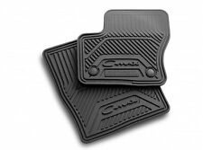 OE 2013-2016 Ford C-Max Hybrid 4-PC ALL WEATHER FLOOR MATS BLK (DM5Z-5813300-AA)