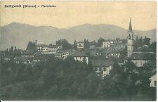 CARTOLINA d'Epoca - COMO : BARZANO' 1914