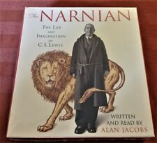 The Narnian : The Life and Imagination of C.S. Lewis by Alan Jacobs Audiobook  B