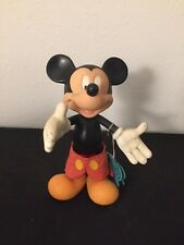 """New listing Vintage Applause Walt Disney Mickey Mouse Toy Figure 8.25"""""""