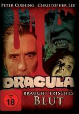 Dracula braucht frisches Blut dvd  neu Rites of, Peter Cushing, Christopher Lee