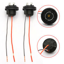 Turn Signal Light Socket Wire Harness 1156 7506 P21W For LED /Incandescent Bulbs