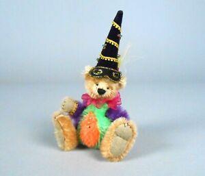 Deb Canham Little Gallier Mohair Bear Miniature Animal