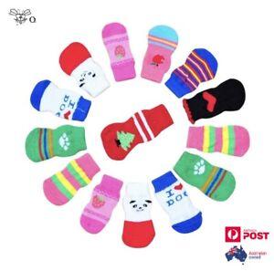 Dog Socks Non Slip - Small, Medium, Large & Extra Large