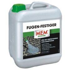 MEM Fugen Festiger 5 Liter // Verfestigung von Sandfugen // Naturstein // Beton