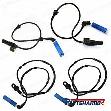 ABS Wheel Speed Sensor Front Rear Left Right for BMW E46 Z4 323i 318i  325 4pcs